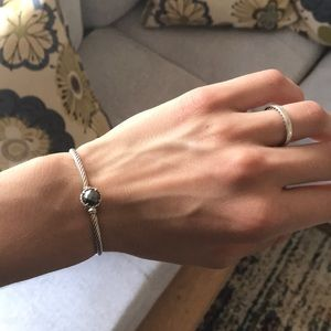 David Yurman | Chatelaine Onyx Bracelet